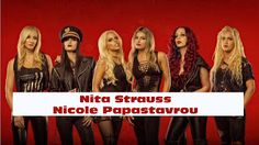 Nita Strauss Nicole Papastavrou: Guitar World interview for the new band We Start Wars   How would you describe the bands sound? PAPASTAVROU: Id say its super melodic metal but also has a little bit of something for everyone. We wanted to broaden our audience not do anything too aggressive but theres still a little bit of heaviness in there. STRAUSS: There's a lot of crossover appeal. Nicole and I probably have the heaviest influences in the band but when it comes down to it we make music a…
