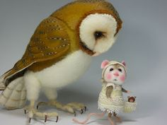 Needle Felting / Needle Felted Creations By Barby Anderson: August 2013