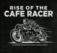 Cafe Racer Art #illustration #design #motorcycles #motos | caferacerpasion.com