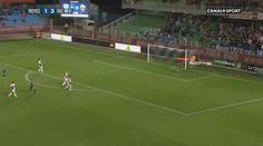 Fabien Camus (Troyes) goal against Nice (2-3)