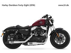 Harley-Davidson Forty-Eight (2016)