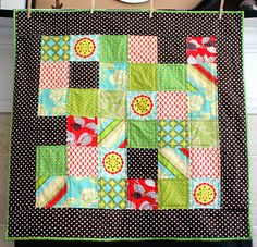 Chels, pinned this for you...how to make a quilt instructions