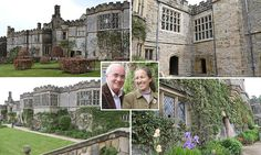 Family prepare to move into 11th century country house
