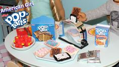 DIY American Girl Pop Tarts