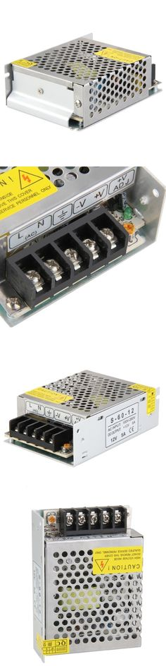 IMC hot 60W Switching Switch Power Supply Driver for LED Strip Light DC 12V 5A