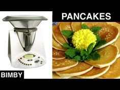 Pancake: Ricetta Bimby