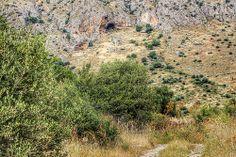 vallata verso Falesia Olimpo Puglia, Italy Parco Nazionale del Gargano