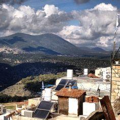Safed & Mt. Meiron