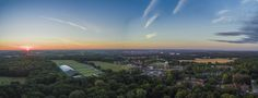 Haileybury Sunrise Panorama by Nigel Lomas on Airplane View, Sunrise, Shots, Sunrises, Sunrise Photography, Rising Sun