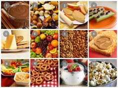 #Healthy options for #breakfast, #lunch, #dinner, #snacks, and #dessert