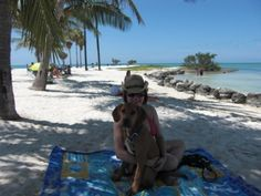 Sombrero Beach, Marathon Key, Fl