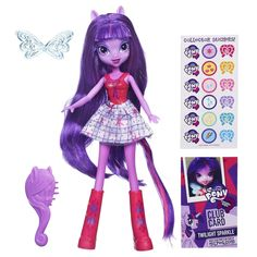 My Little Pony Equestria Girls Twilight Sparkle Figure Only $9.39!