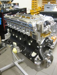 Jaguar XK engine 1948-1987.Pistonheads
