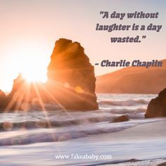 """""""A day without laughter is a day wasted."""" - Charlie Chaplin http://www.fakeababy.com/ https://www.facebook.com/pages/Fake-A-Baby/507253359362351 https://twitter.com/FakeABaby http://fakeababy.tumblr.com/ Instagram: @ FakeABaby  #quote #inspiring #inspiringquote #CharlieChaplin #gag #prank #joke #entertainment #funny #humor #fakeababy #sale #aprildeals #onsale #deals #gaggifts #prankitems #fakepregnancyprank #fakepregnancydocument #haha #lol #prankideas #bestprank #bestpranks #gag #tricks"""