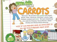 This website is amazing!  Darling pictures of scripture stories.  Tons of clipart, games, activities!  I'm so glad I found this!!