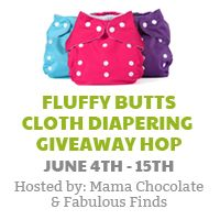 Real Nappies giveaway in Jamonkey blog