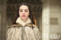"""Reign -- """"Toy Soldiers"""" -- Image Number: RE119b_0143.jpg -- Pictured: Adelaide Kane as Mary, Queen of Scots -- Photo: Sven Frenzel/The CW -- © 2014 The CW Network, LLC. All rights reserved."""