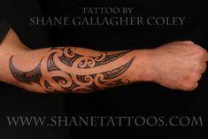 tattoo forearm sleeve maori - Google Search