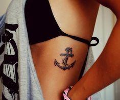 First Tattoo Ideas Anchor