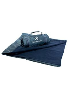 Amazon.com   Genuine Mercedes Benz Water Resistant Travel Picnic Blanket -  Navy   Sports   Outdoors 66ae7e978372c