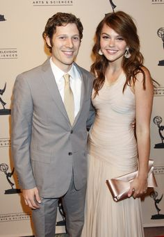 Zach Gilford and Aimee Teegarden - oh my goodness @Jaime Whitty !!!!