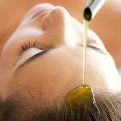 Aceite de ricino cabello para el crecimiento y caida del cabello