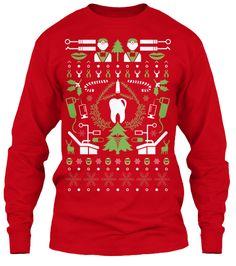 Limited Edition - Dental Christmas 2014   Teespring