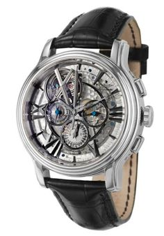 Zenith Academy Tourbillion Quantieme Perpetuel Men's Watch