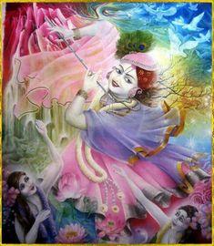 Beautiful Lord Sarveshwar Painting