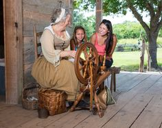 George Ranch Historical Park - Great day trip near Houston. Tour several period homes, hands on activities for children & adults, special events & friendly staff.  Really enjoyed our tour.  Want to go back for Texian Days.