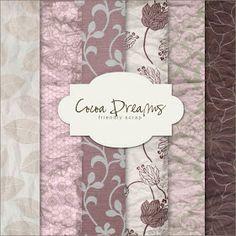 Friendly Scrap: New Freebies Cocoa Backgrounds