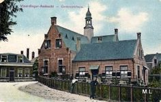 Vlaardingen Ambacht Stadhuis  ( Historisch)