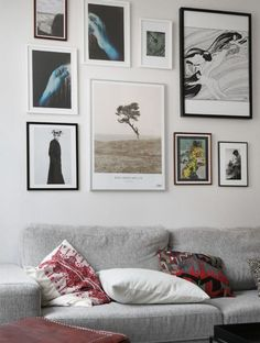 decorology: A sweet, serene #Swedish interior