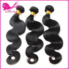 Find More Hair Weaves Information about Eayon hair Unprocessed 6A brazilian Virgin Hair Body Wave 3pcs lot natural black color 100% Human Hair Weave Free Shipping,High Quality hair sprayer,China products seniors Suppliers, Cheap hair pieces for weddings from Qingdao Eayon Hair Product Co.,Ltd on Aliexpress.com