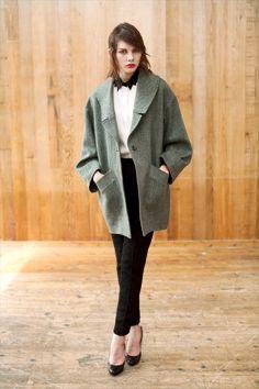 AKIRA NAKA 2012-2013 autumn & winter collection   coromo