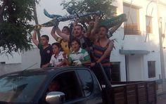 Campomaiornews: Sportinguistas de Campo Maior celebram a Taça de P...
