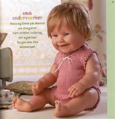 Album – Google+ Knitting Dolls Clothes, Doll Clothes, Dolly Fashion, Baby Born, Knitting Patterns, Crochet Hats, Album, Sewing, Kids
