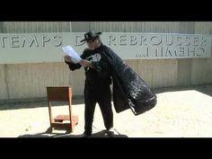 "Cassandre/Horschamp : ""Impossible absence"" - Julien Blaine - YouTube"
