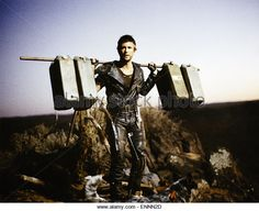 Find the perfect mad max 2 road warrior stock photo. Mad Max 2, Mad Max Fury Road, Mad Max Poster, Mad Max Mel Gibson, Film Movie, Max Movie, The Road Warriors, Dark Warrior, Action Movies