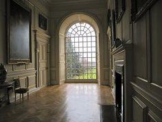 TheFullerView Upstairs hall, Easton Neston House, England, by Nicholas Hawksmoor