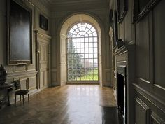 TheFullerView Upstairs hall, Easton Neston House, England, by Nicholas Hawksmoor