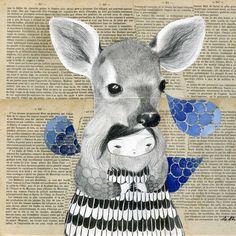 Marie Nouvelle Studio: illustrations saturday 2