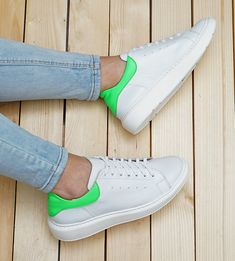 Adidas Stan Smith, Leather Shoes, Adidas Sneakers, Shopping, Women, Fashion, Leather Dress Shoes, Moda, Leather Boots
