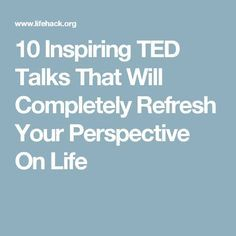 Sending some Entrepreneur/Business Owner Love and Inspiration: Some of the most inspiring TED Talks that will greatly motivate you and positively change your perspective on life. Most Inspiring Ted Talks, Self Development, Personal Development, Mantra, Perspective On Life, Life Quotes Love, Along The Way, Best Self, Better Life