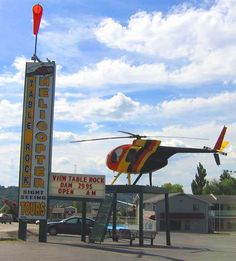 Table Rock Helicopter Tours...Branson, Missouri