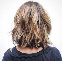 21 Inspiring Medium Bob Hairstyles for 2018 - Mob Haircuts