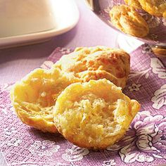 Thanksgiving recipes: Cheddar Biscuits