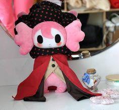 madoka magica toys | Puella Magi Madoka Magica - Charlotte Soft Toy