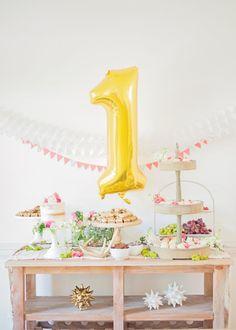 Bohemian First Birthday Party: http://www.stylemepretty.com/vault/gallery/39174 | Photography: Brandi Leigh - http://brandileigh.com/