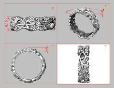 CAD mock up